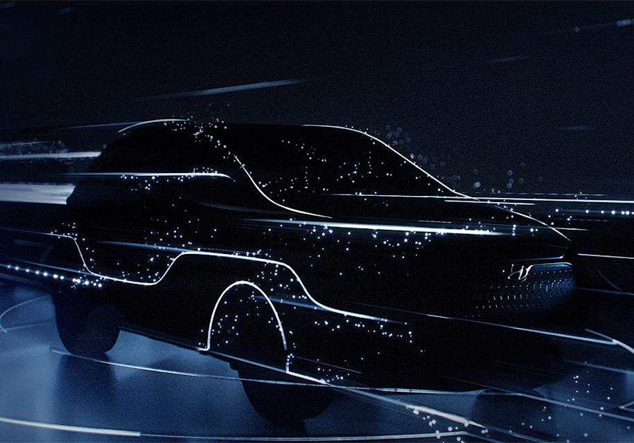 Hyundai привезет в Женеву электрическую версию кроссовера Kona