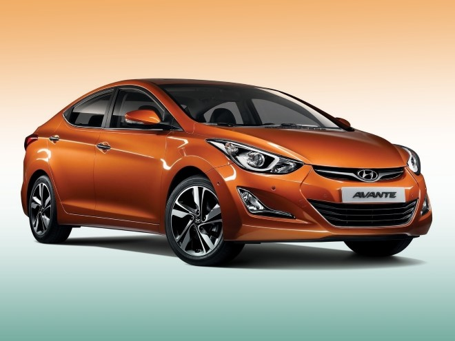 Hyundai Elantra стала дизельной