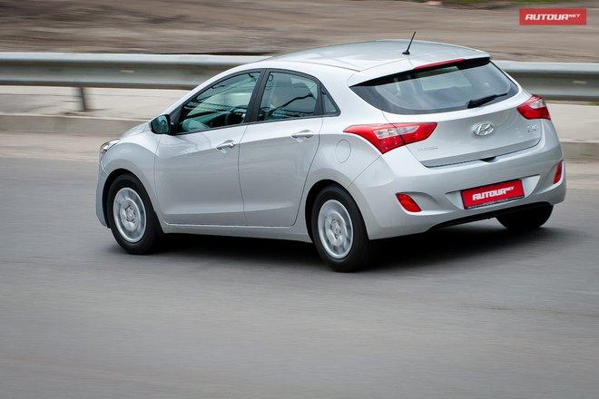 Hyundai i30 — экстерьер