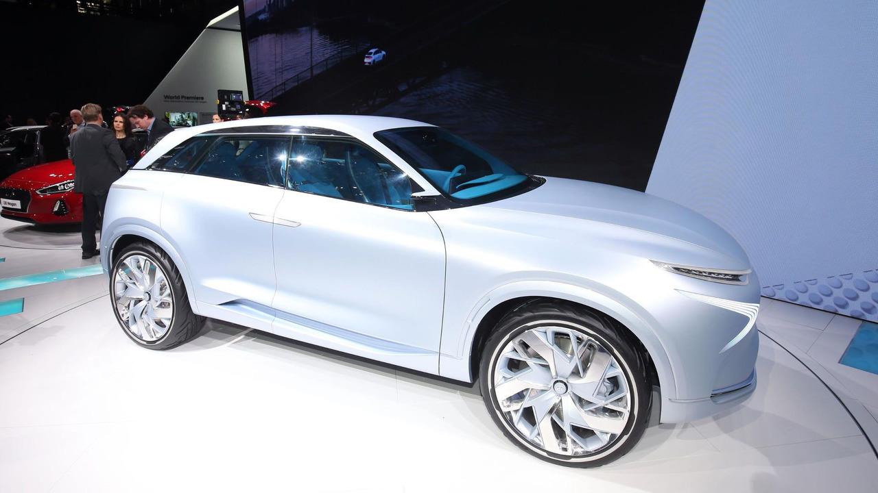 Женева 2017: водородный кроссовер Hyundai проедет 800 км на одной заправке