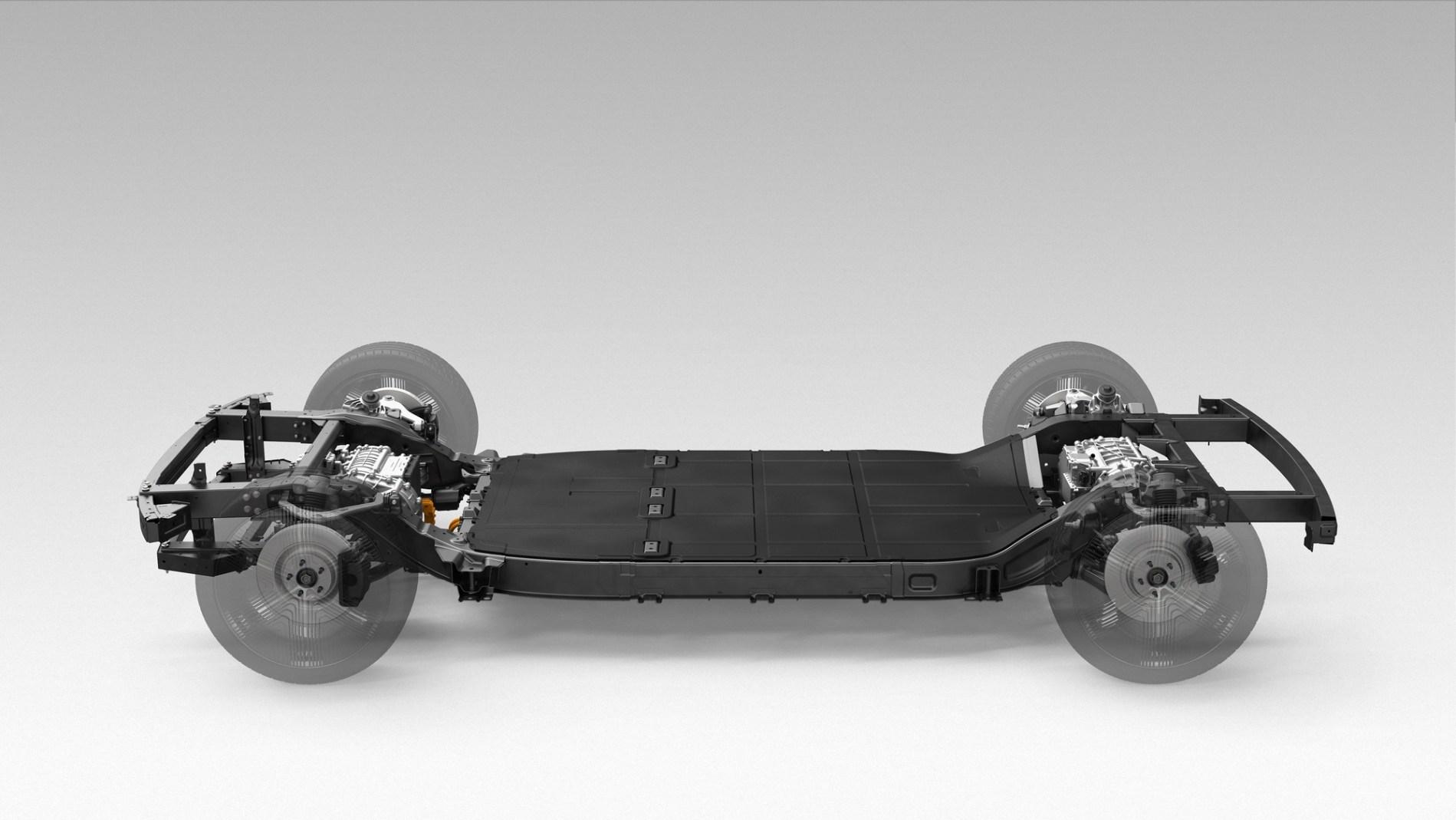 Hyundai Elektroautos werden die Canoo Skateboard Plattform nutzen