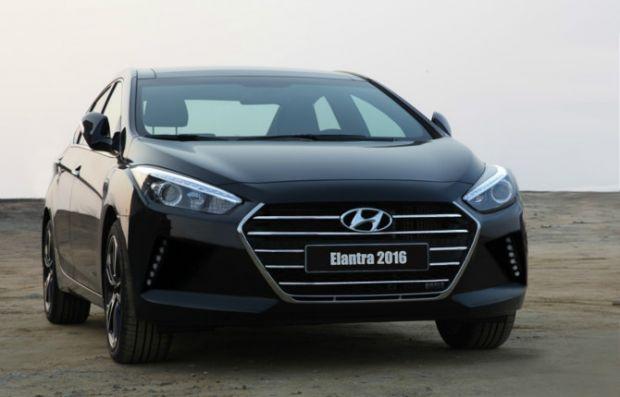 Новую Hyundai Elantra рассекретили в сети