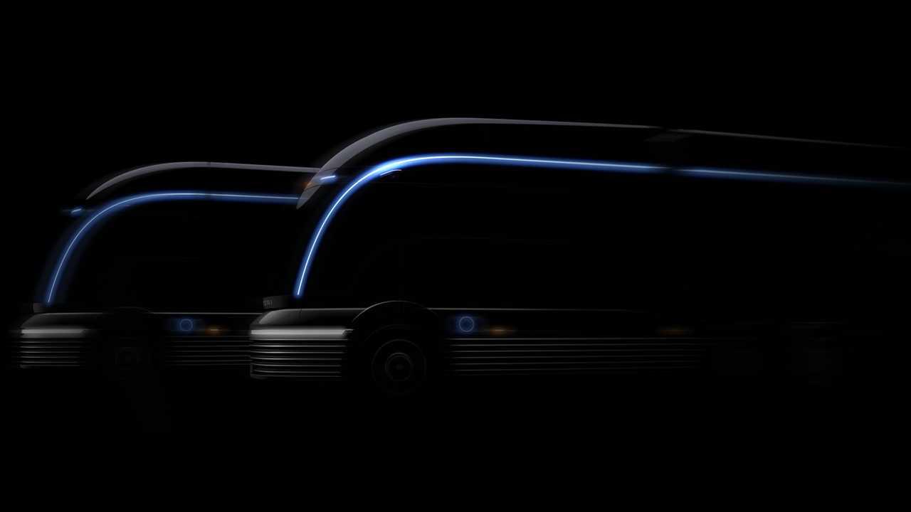 Hyundai анонсировала водородный грузовик