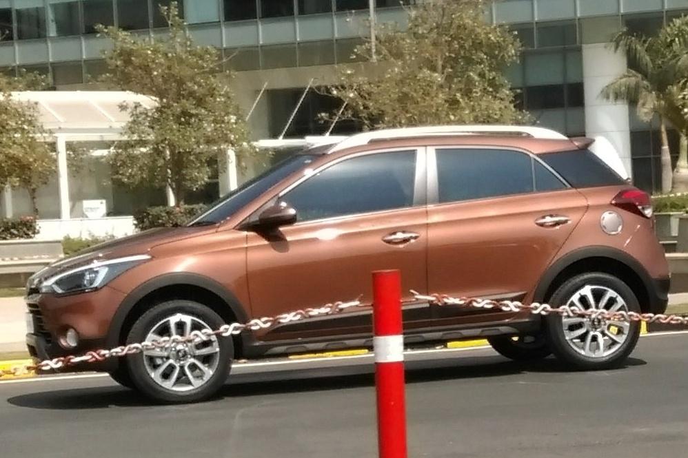 Кросс-версия хетчбэка Hyundai i20 получила внушительный клиренс