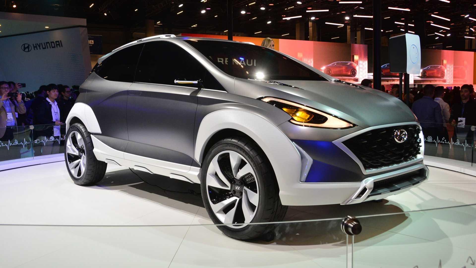 Концепт Hyundai Saga EV намекнул на выход нового кросс-хэтча