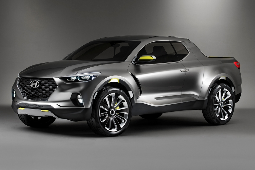 В Hyundai отложили выпуск пикапа