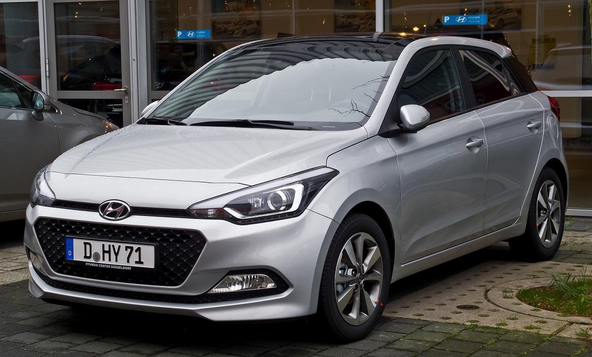 Hyundai откажется от индекса «i» в наименовании автомобилей
