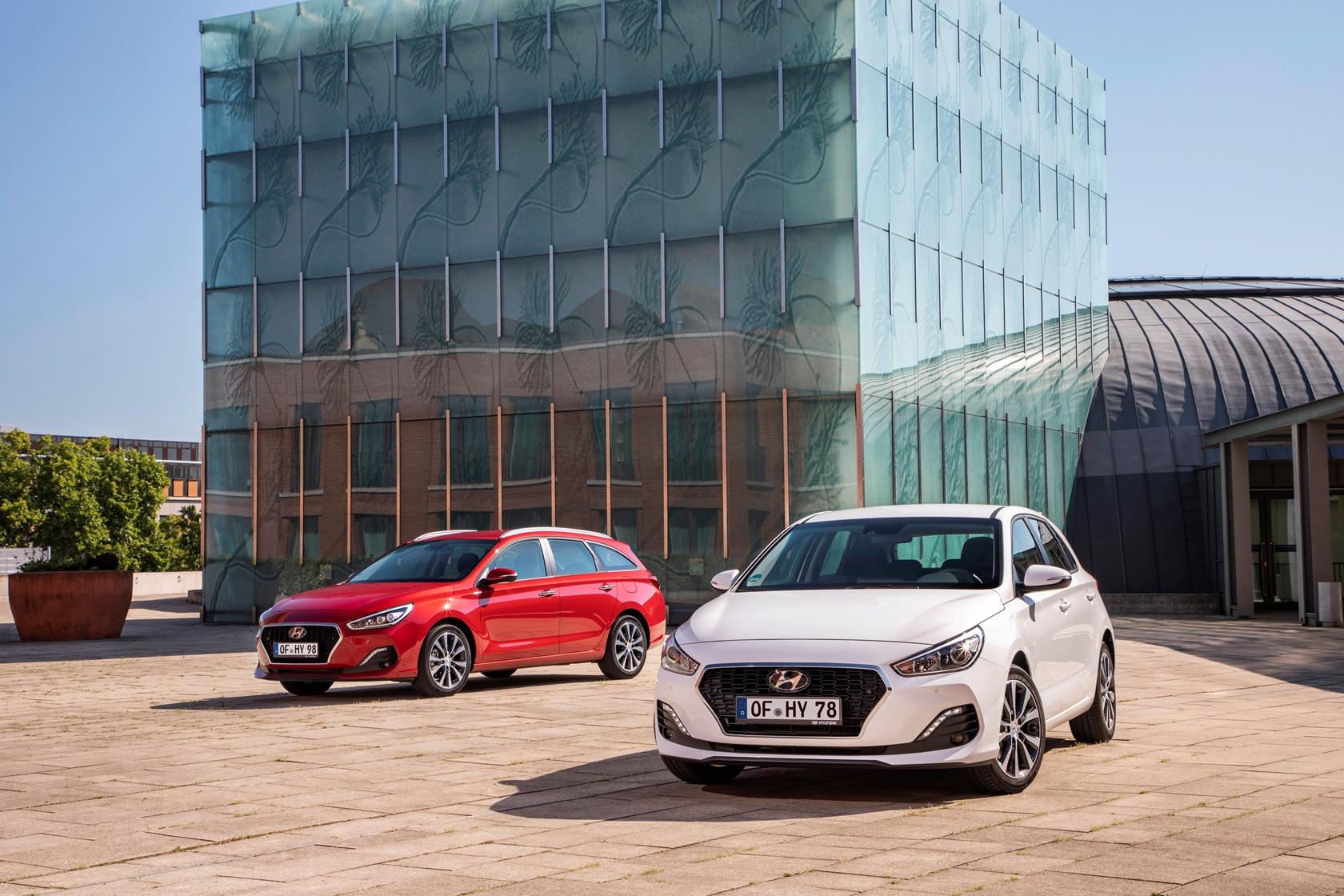 Дизельное семейство Hyundai i30 подготовили к новым экологическим нормам