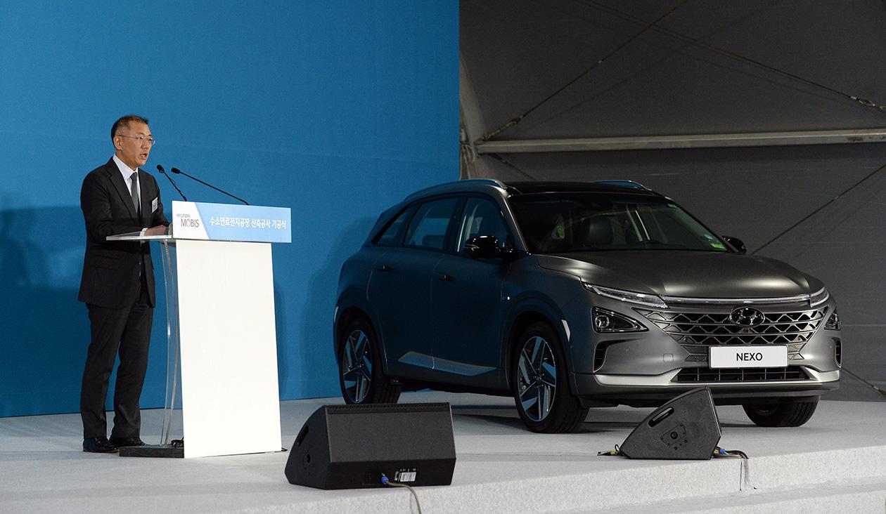 Концерн Hyundai потратит $7.6 млрд на развитие водородных транспортных средств