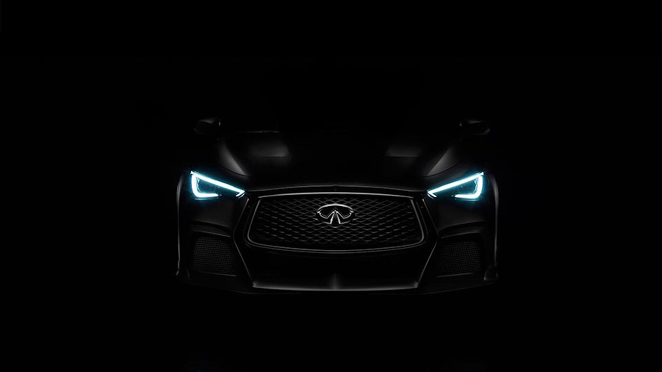 Новое купе Инфинити получит технологии болидов «Формулы-1»