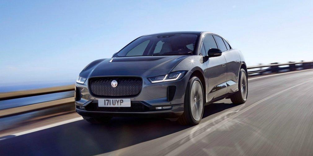 Jaguar Land Rover разработал систему от укачивания пассажиров