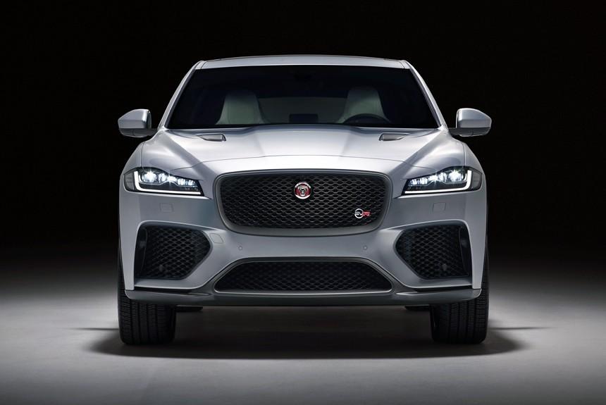 Jaguar готовит кроссовер на базе Range Rover