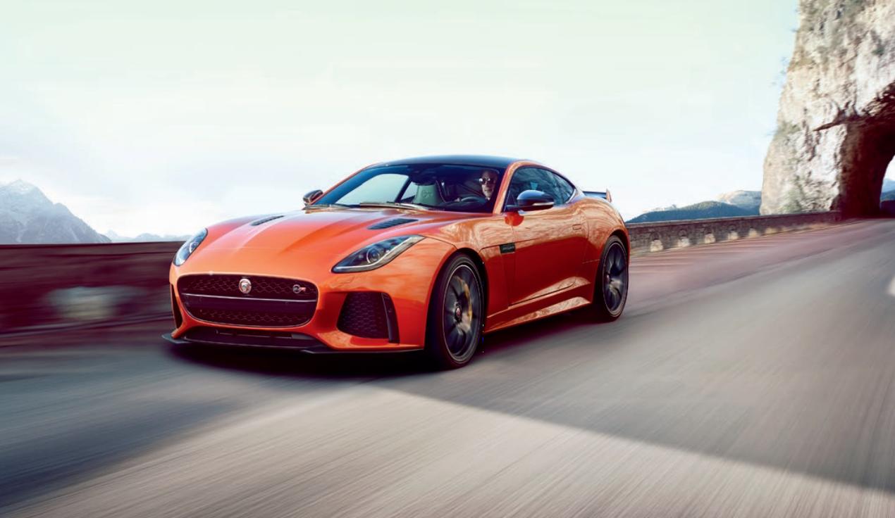 Самый быстрый Jaguar F-Type рассекретили досрочно
