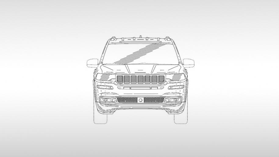 У нового кроссовера Jeep появилось имя