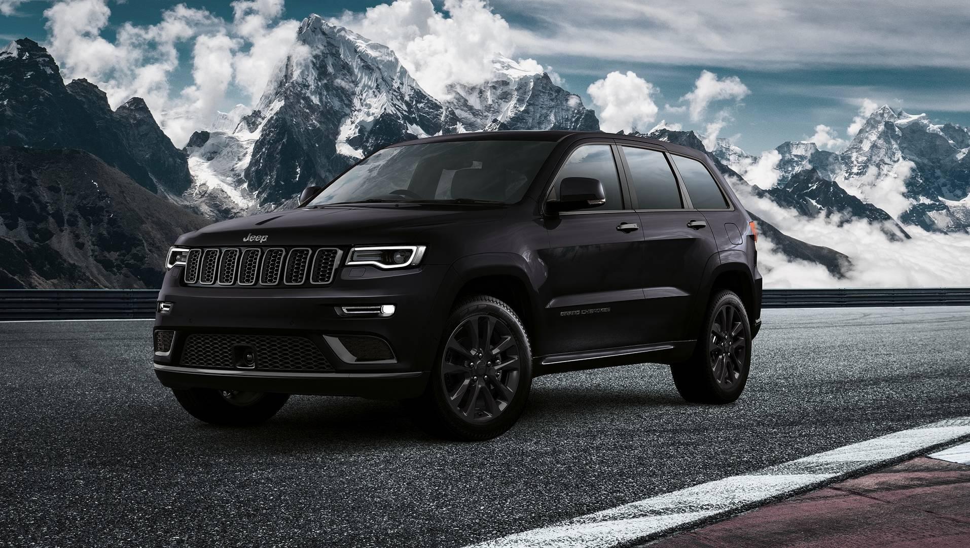 Jeep представил спортивную версию джипа Grand Cherokee