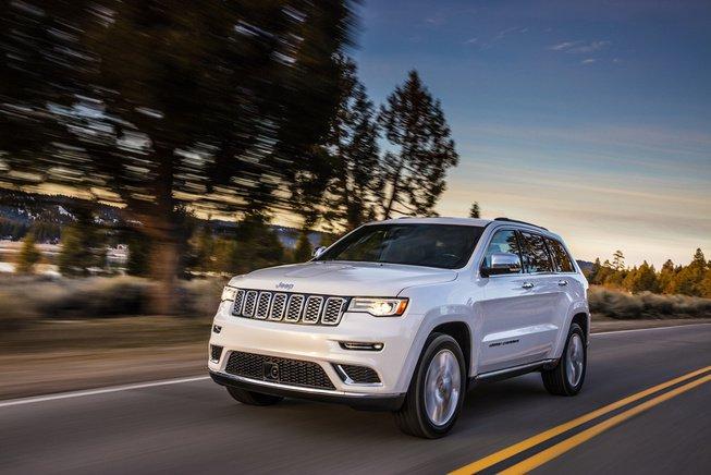 Jeep Grand Cherokee получит роскошную версию
