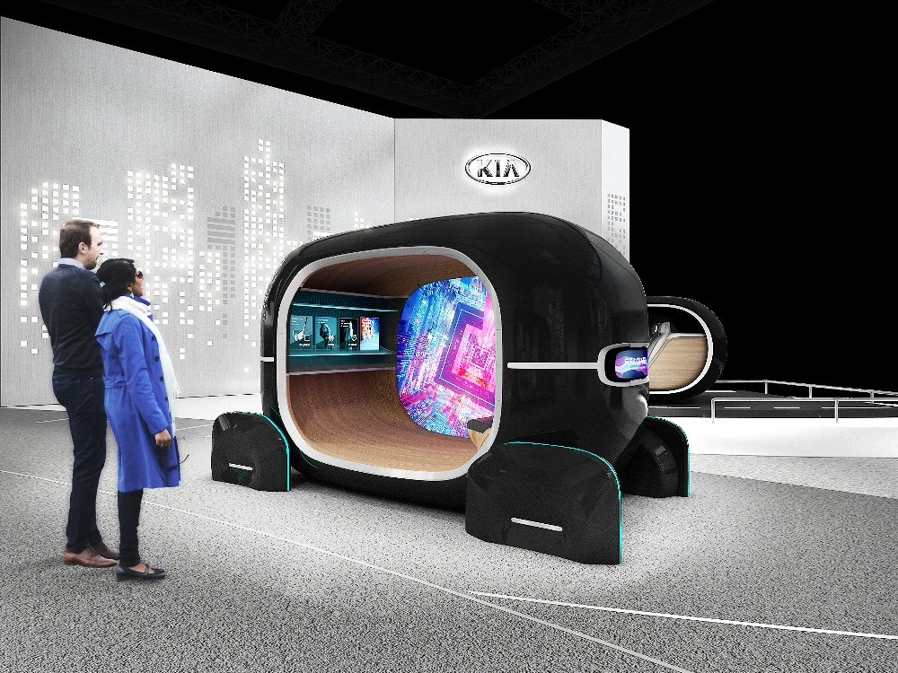Kia разработала технологию распознавания эмоций водителя