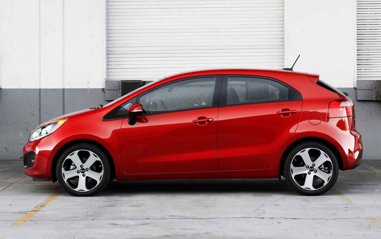 Новый Kia Rio получит версию GT с турбомотором