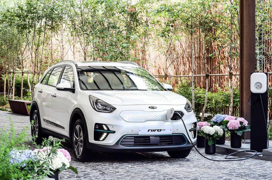 Kia назвала срок европейского дебюта электромобиля Niro EV