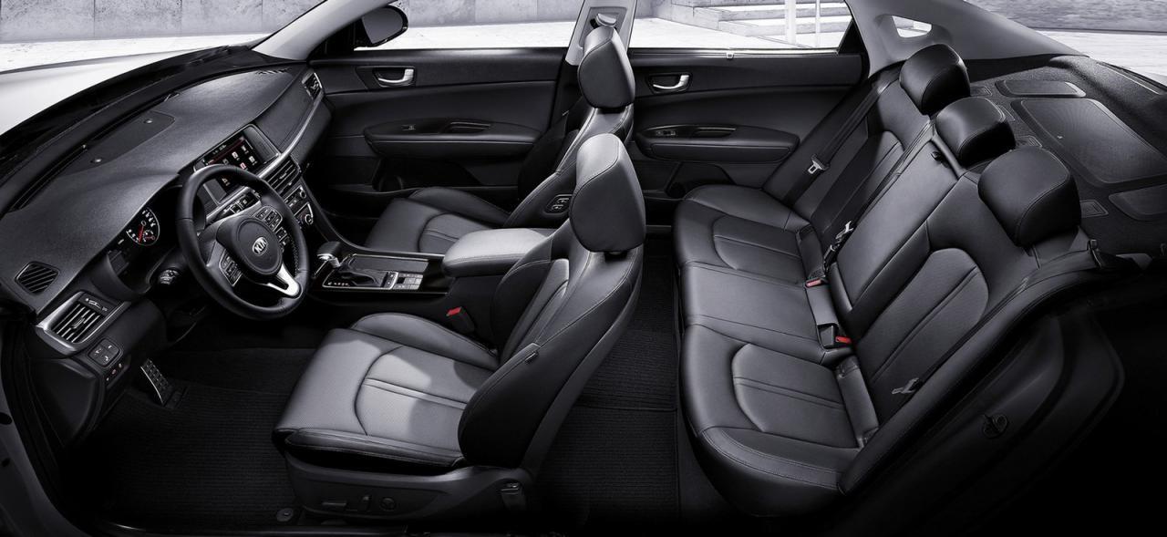 Европейская версия Kia Optima 2016