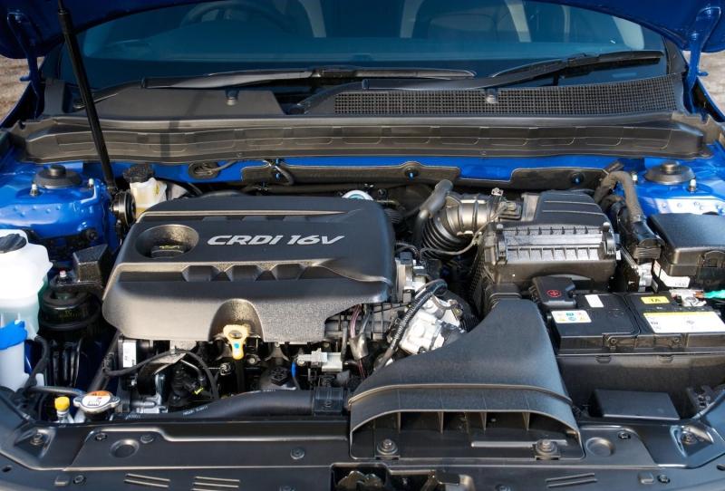KIA CRDI Engine