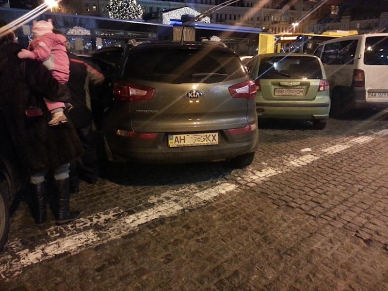 This is Kiev