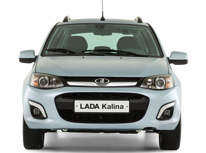 Новая Lada Kalina 2 (универсал) — экстерьер, фото 3