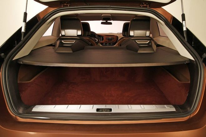 Lada XRAY — багажник
