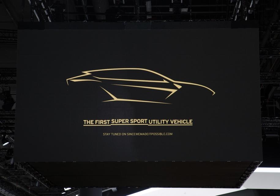 В Lamborghini назвали дату дебюта долгожданного кроссовера Urus
