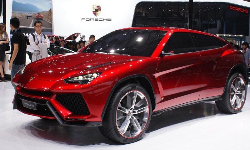 Кроссовер Lamborghini Urus станет настоящим итальянцем и появится в 2018 году