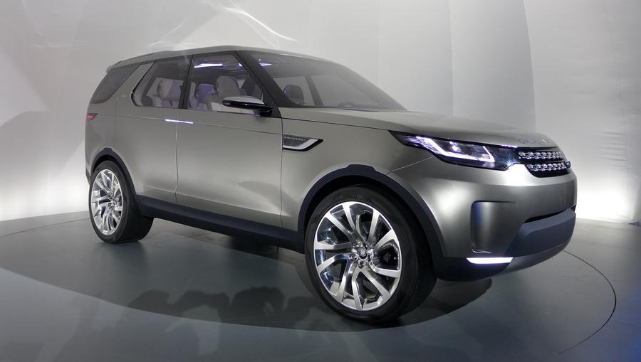 У нового Land Rover Discovery будет версия для эстремального бездорожья