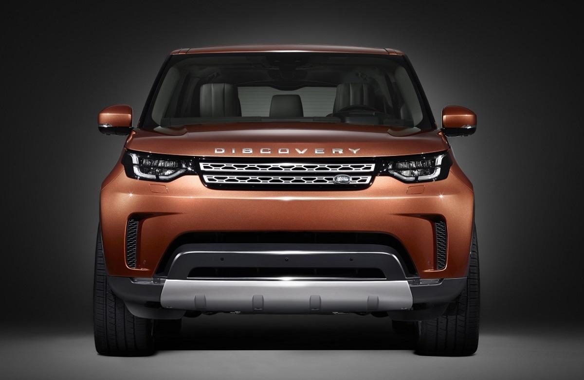 Компания Land Rover приоткрыла новый Discovery