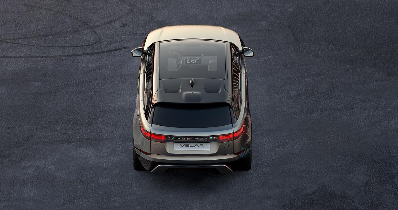 Новый кроссовер Range Rover назвали Velar