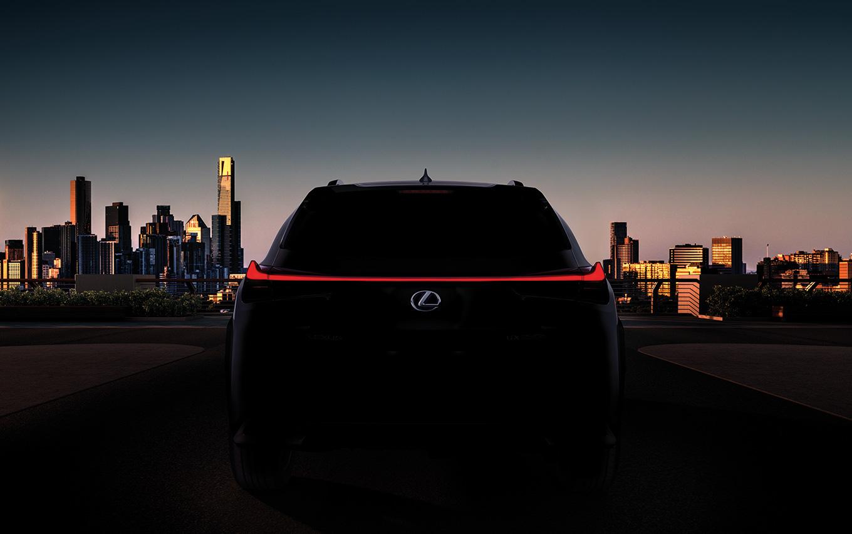 Lexus представит на Женевском автосалоне конкурента Mercedes-Benz GLA