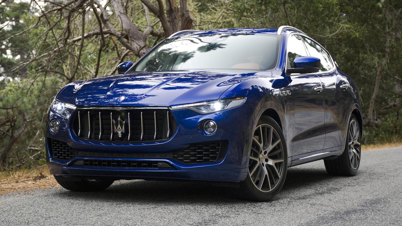 Кроссоверы Maserati Levante отозваны четвертый раз за четыре месяца