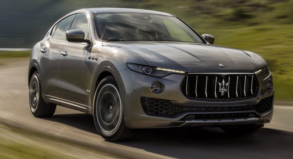 Мазерати останавливает производство авто