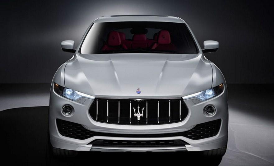 Maserati Levante станет гибридом благодаря минивэну Chrysler Pacifica