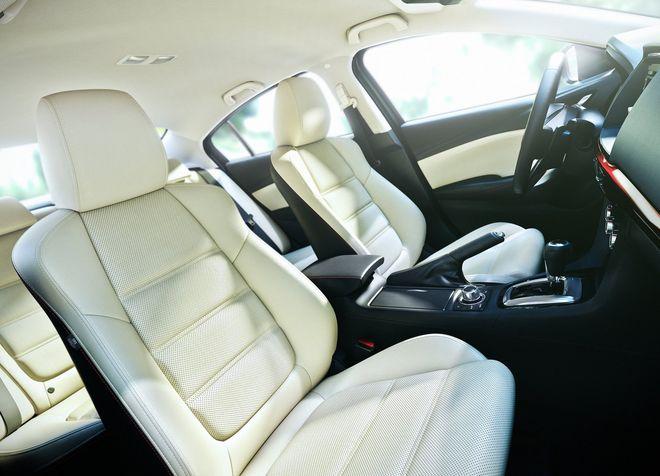 Mazda6 — интерьер, фото 2