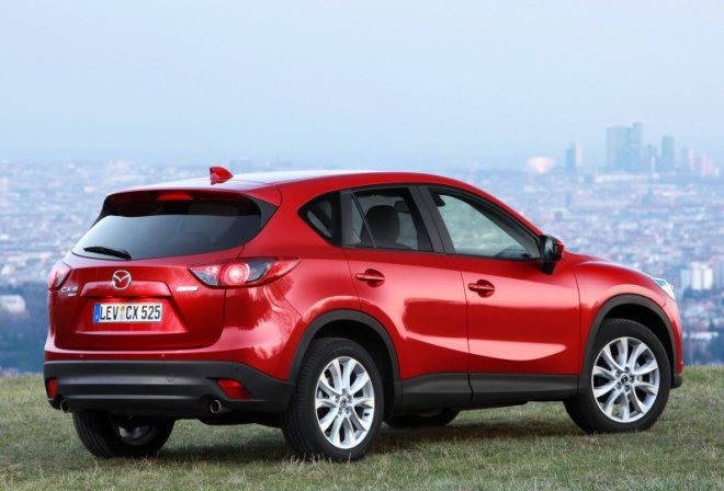 First Impressions: Mazda CX-3 Fuel Economy Stats Released
