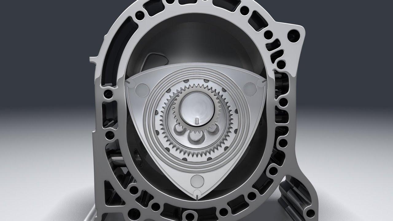 Mazda разработала новую гибридную силовую установку — XEV