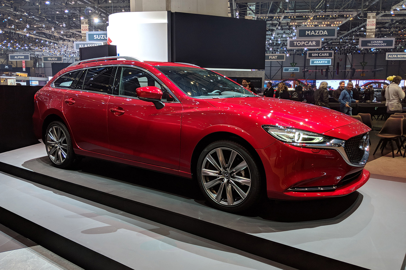 2018 mazda6 wagon. Black Bedroom Furniture Sets. Home Design Ideas