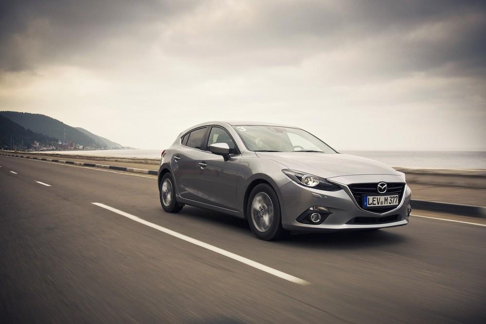 Mazda3 в Сибири, фото 2