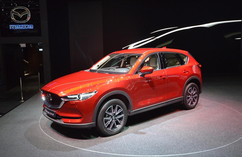 Новый Mazda CX-5 будет в Украине к осени