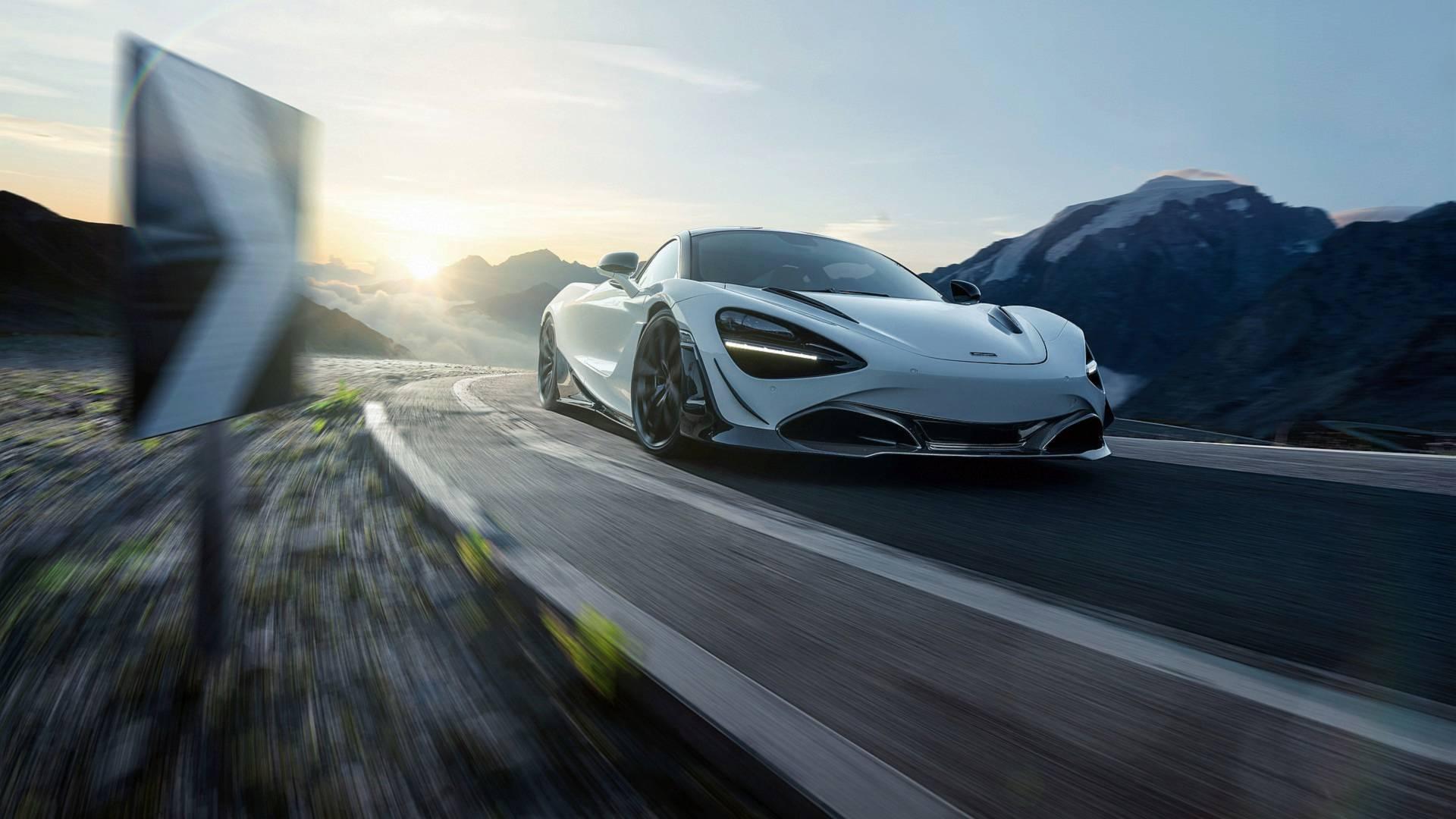 Ателье Novitec прокачало суперкар McLaren 720S