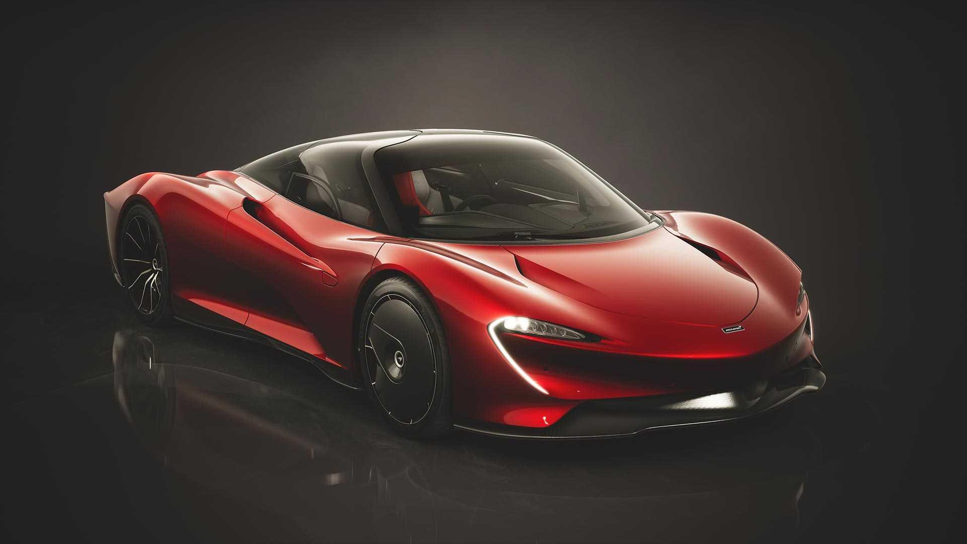 Возможности тюнинга McLaren сделают каждый Speedtail уникальным