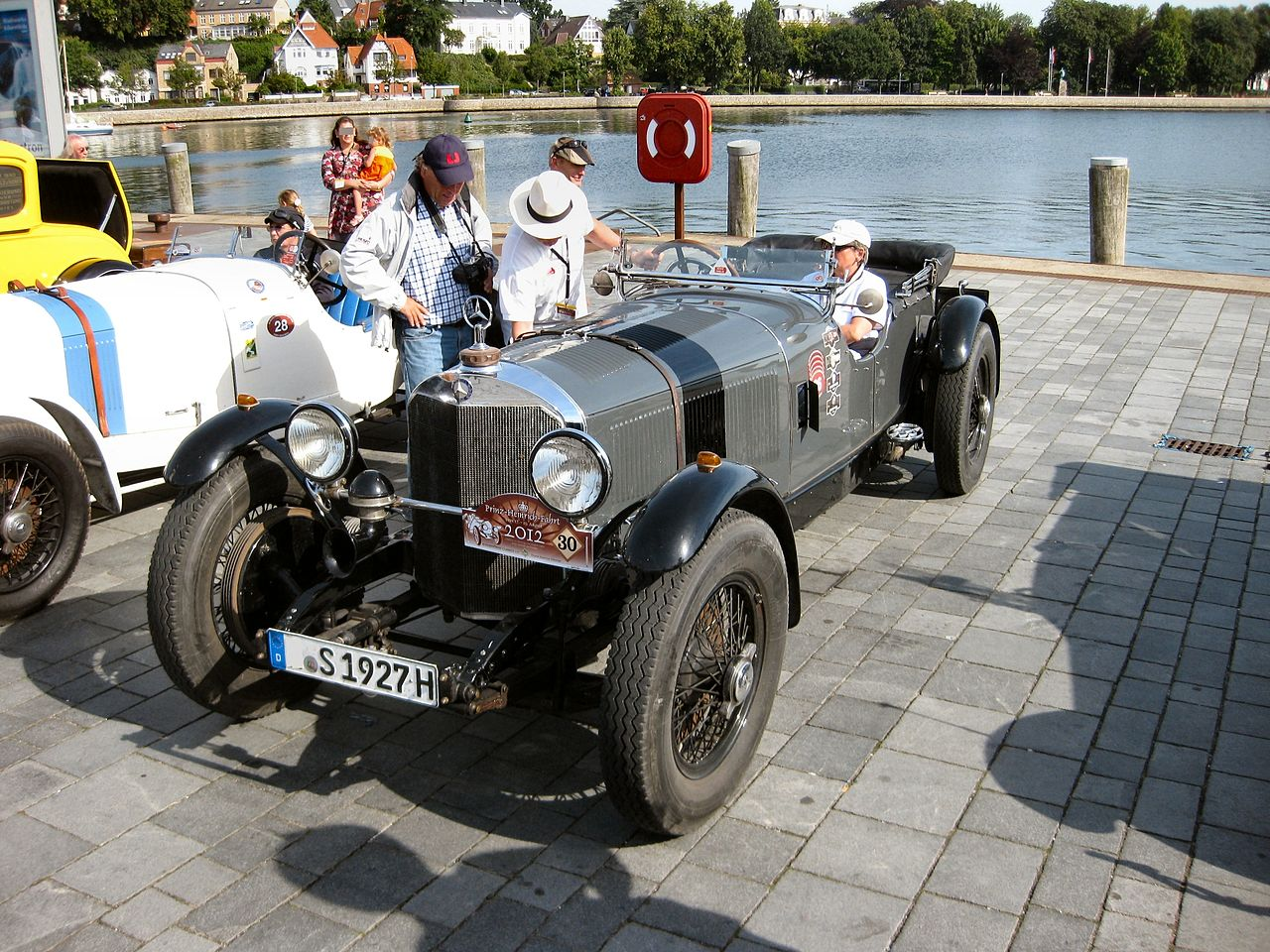 Mercedes-Benz возобновил производство запчастей для машин 1930-х годов