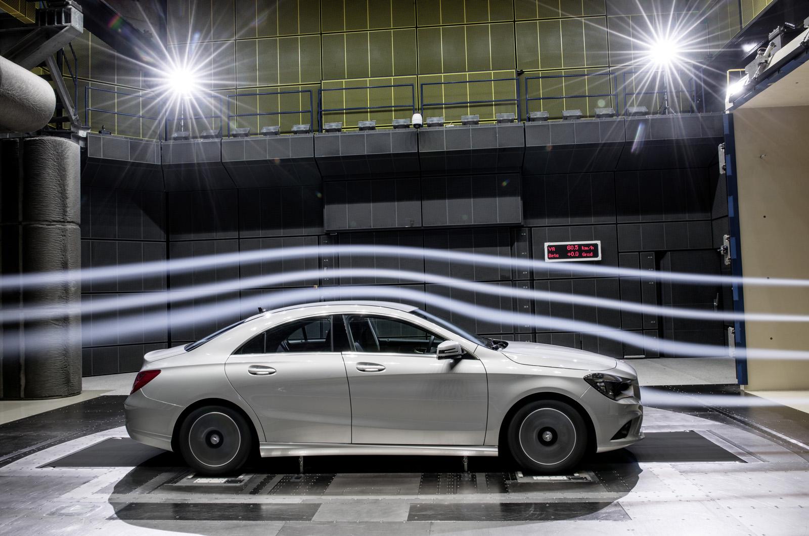Самый аэродинамический автомобиль запущен в производство