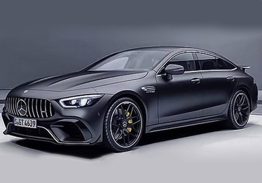 ВЖеневе представлено четырёхдверное купе Mercedes-AMGGT 4-Door Coupe