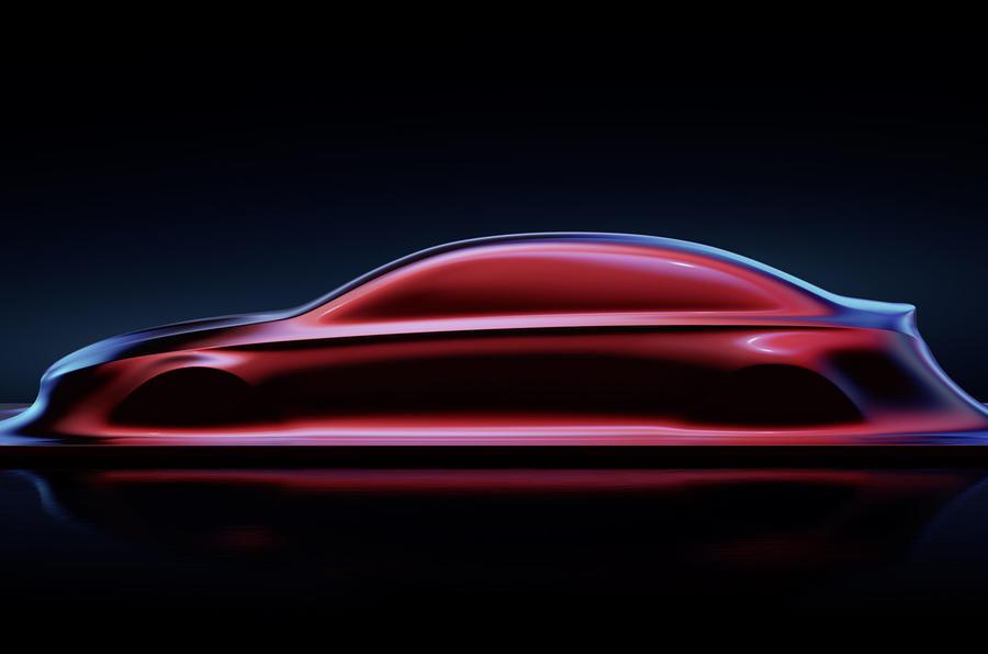 Mercedes-Benz показал дизайн новых моделей при помощи скульптуры