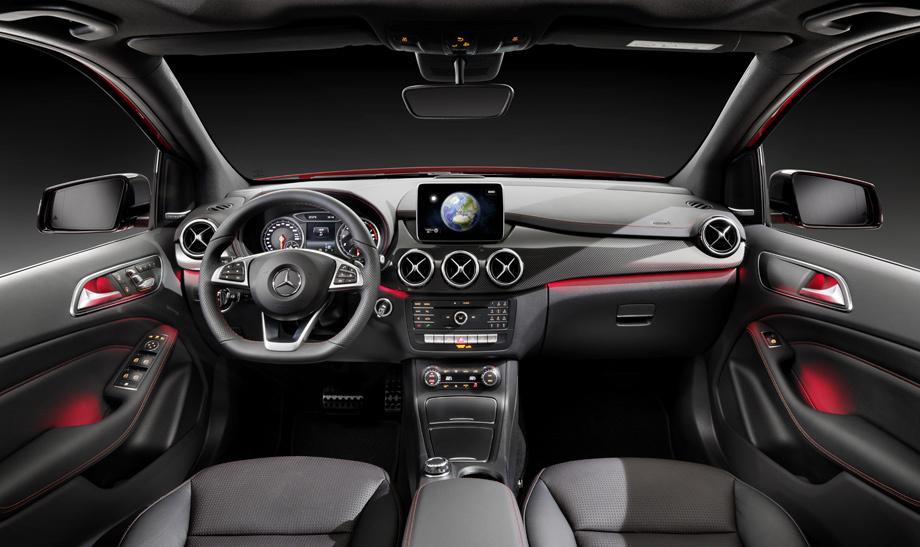 Mercedes-Banz B-Class